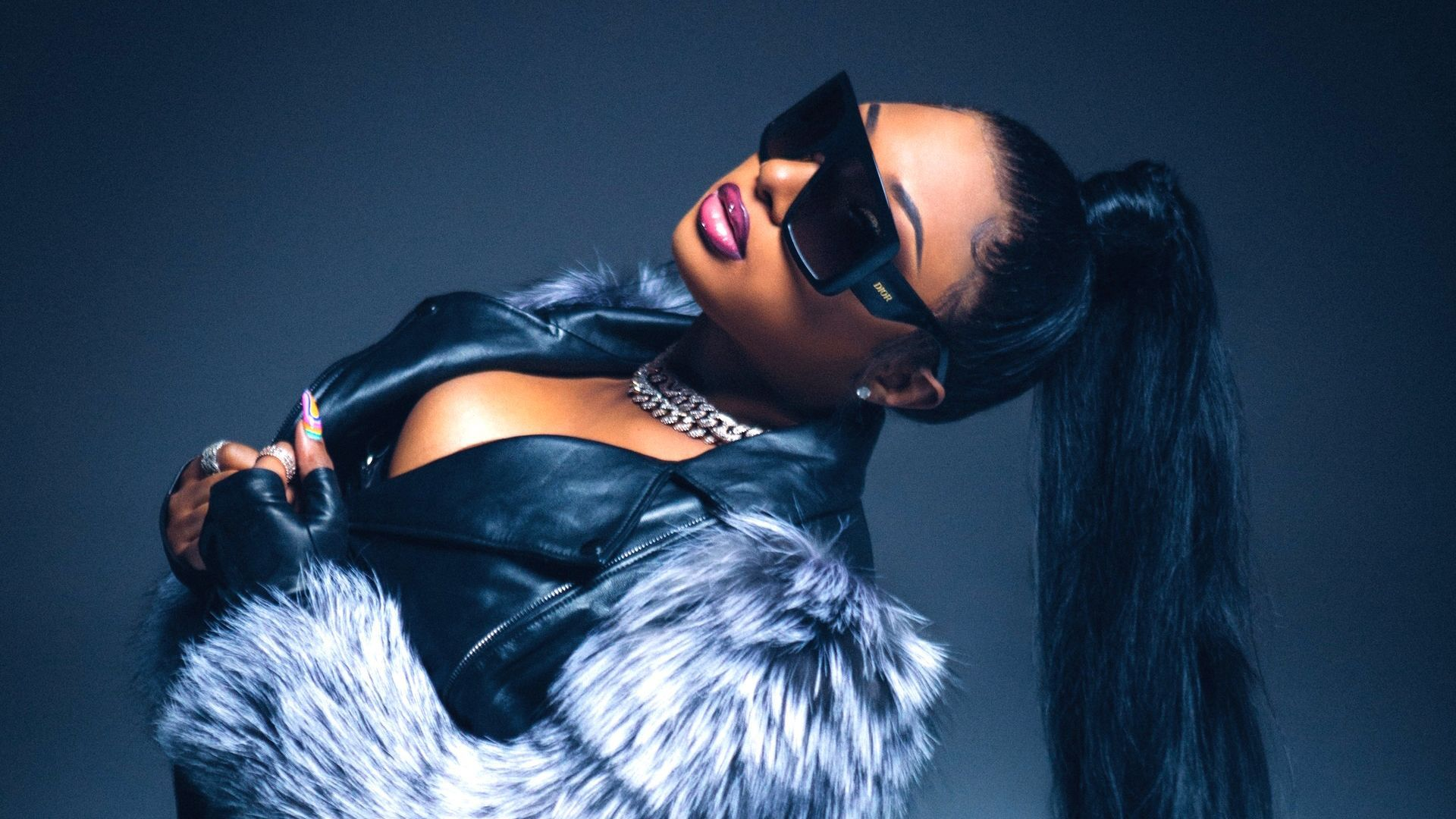 Megan Thee Stallion Drops Suga Project Twerks All Over Her B I T C H Video Mtv