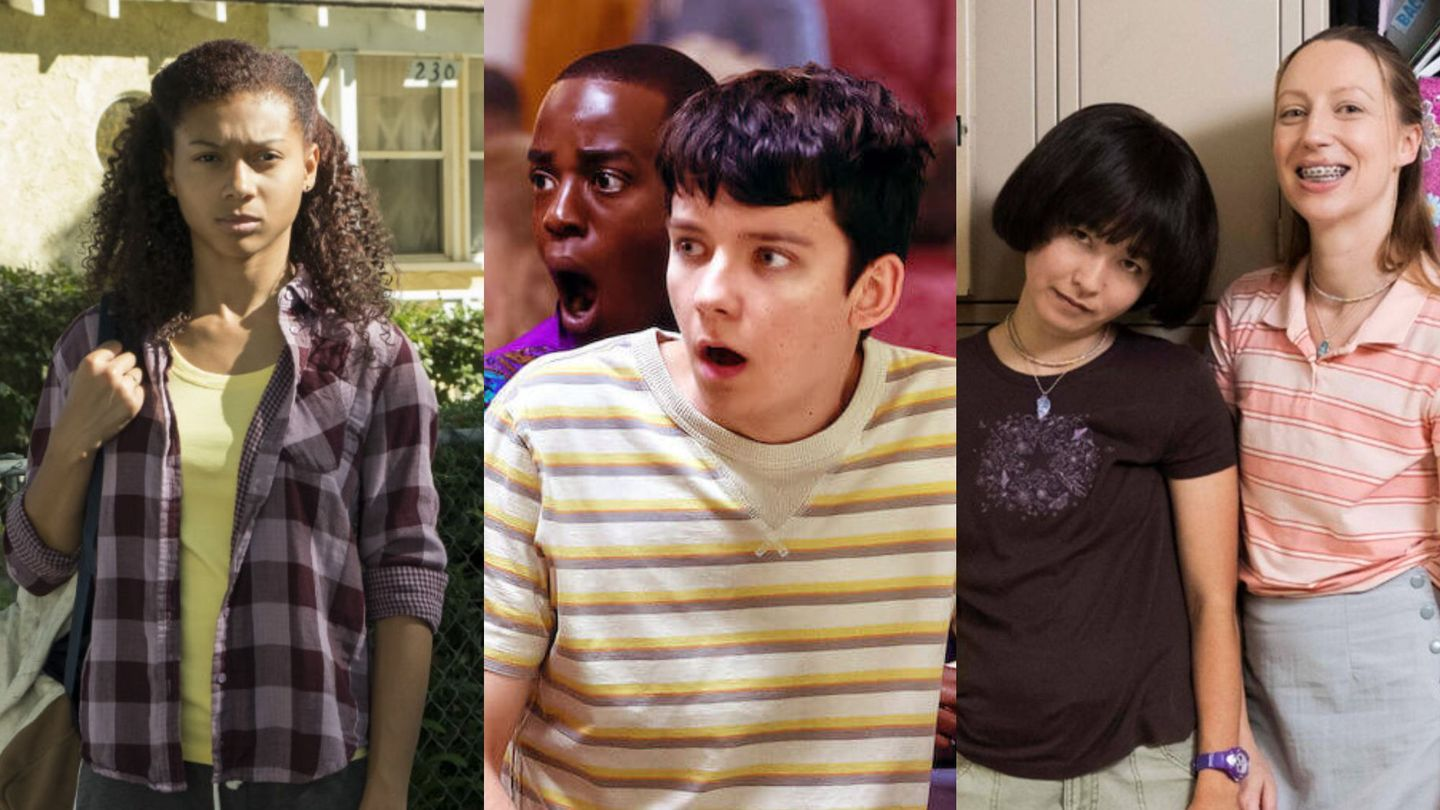 From Skins To PEN15, Your Binge-Watching Guide To Growing Up