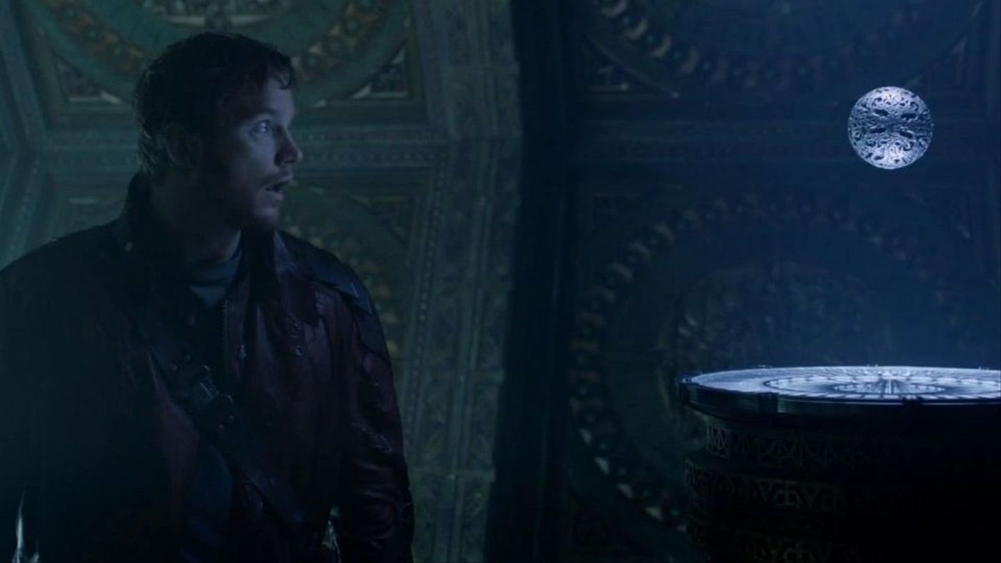 Marvel's Birthday Present To The 'Guardians Of The Galaxy' Director Was A Geek's Dream