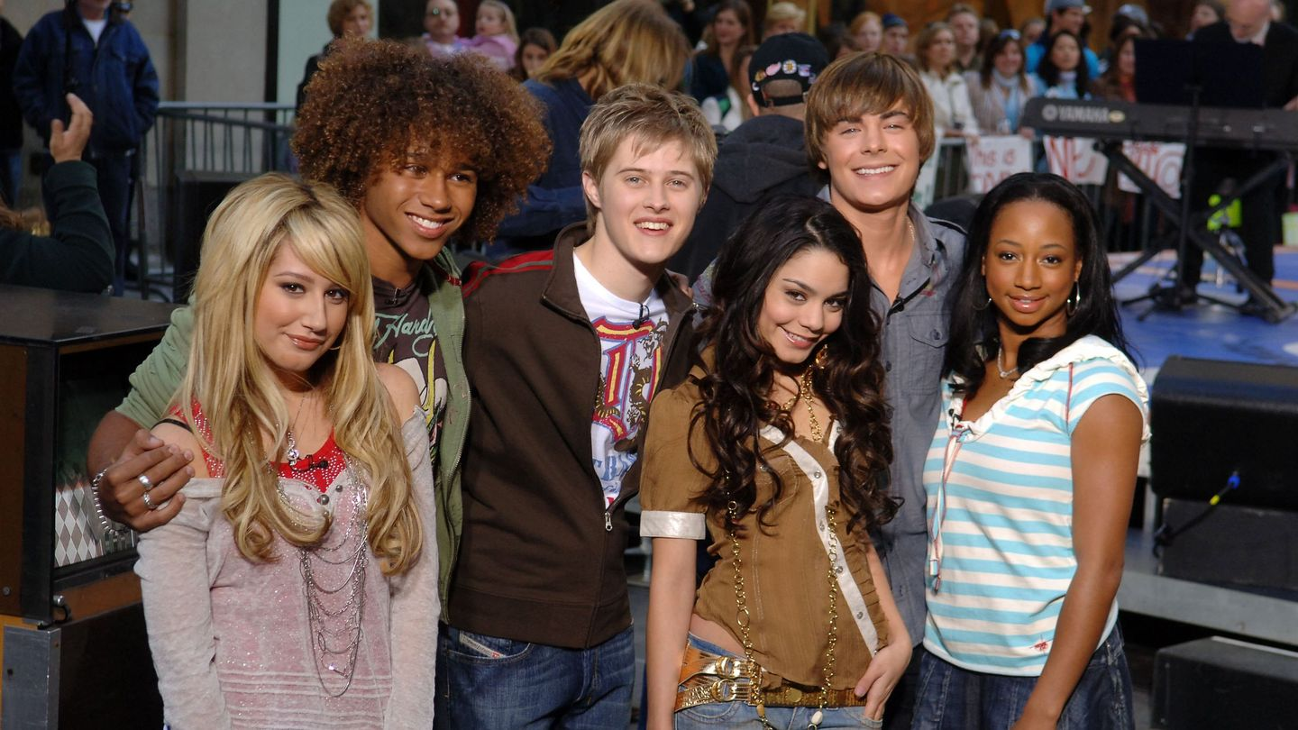 Original high school musical star addresses ryan's sexuality