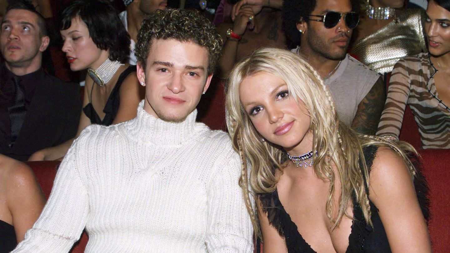 Justin Timberlake Responds To Britney Spears Filthy Dance Mtv