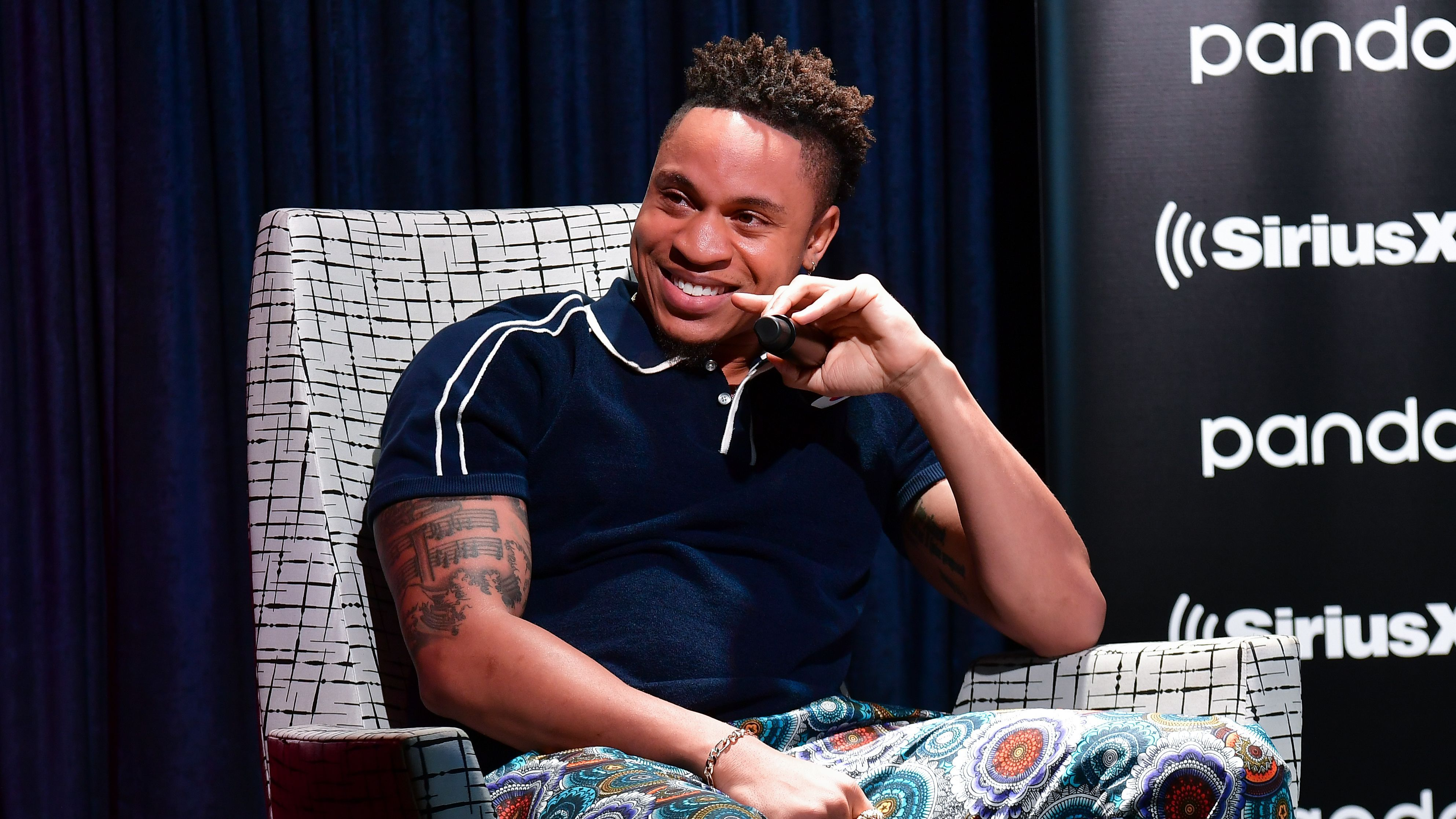 Rotimi Talks In My Bed New Unplugged Sessions Acoustic Ep Mtv