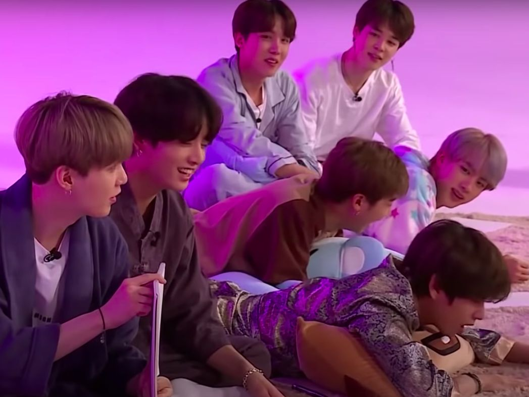 Welcome To The Delightfully Chaotic World Of Run Bts Mtv