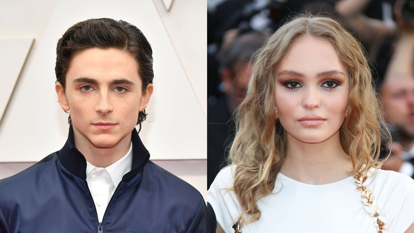 Timothée Chalamet And Lily-Rose Depp Have Broken Up - MTV