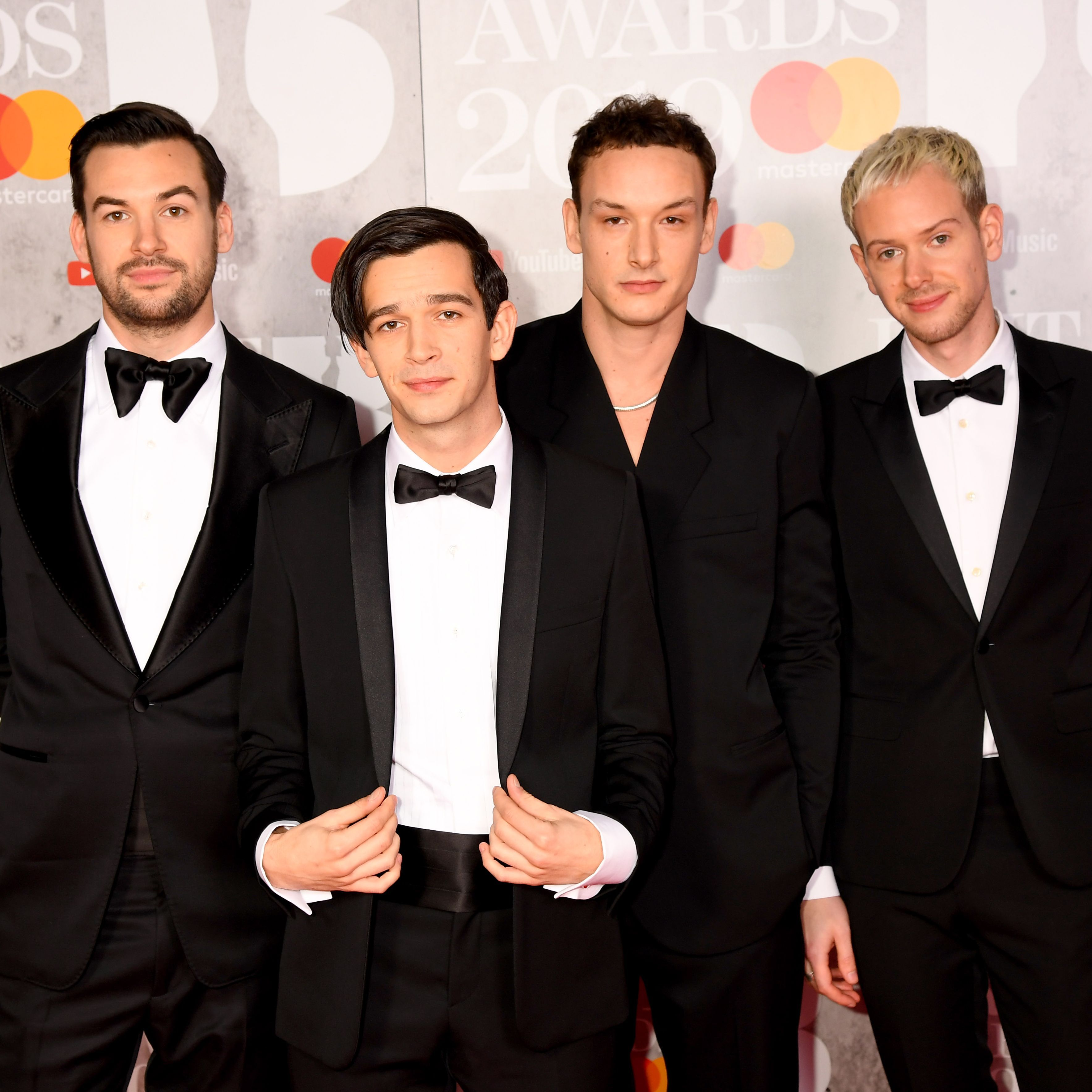 The 1975's 'Guys' Is A Tearjerker About Friendship - MTV