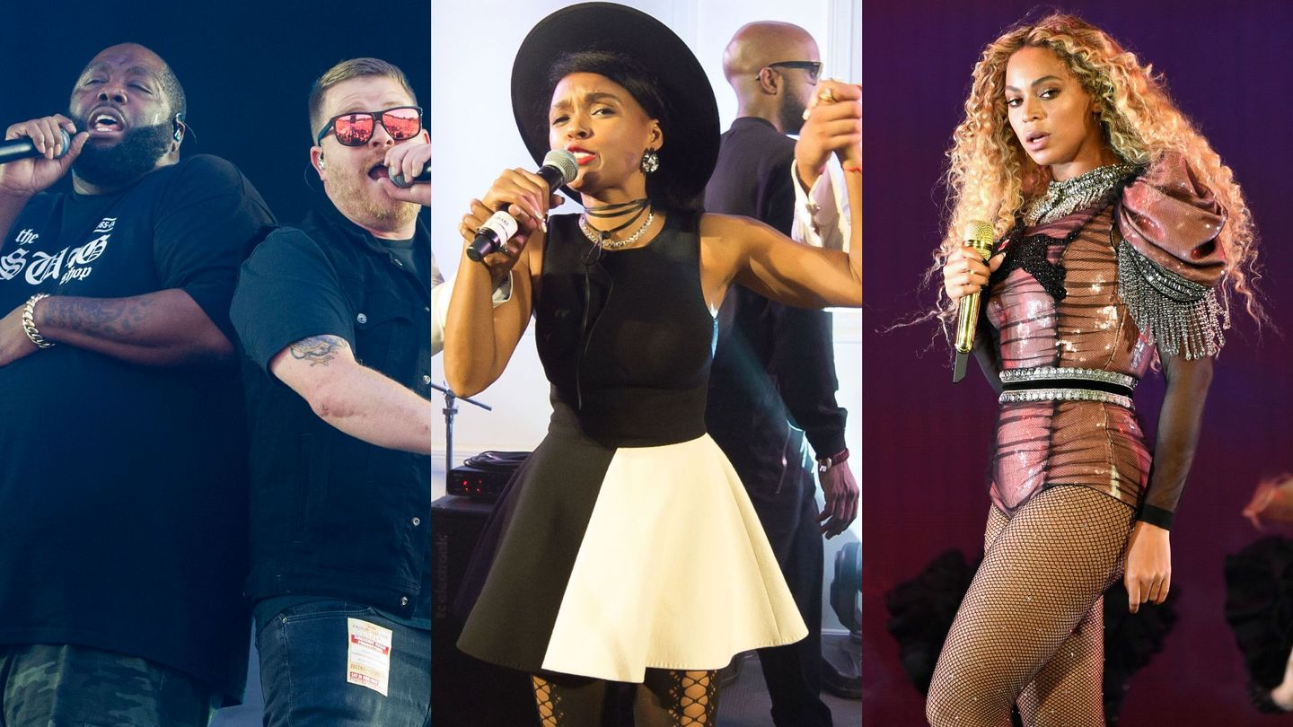 Run The Jewels's Evergreen Demonstration, Janelle Monáe's Specifying Anthems, And More Songs We Love