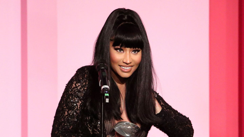 Nicki Minaj Reportedly Welcomes Her First Child
