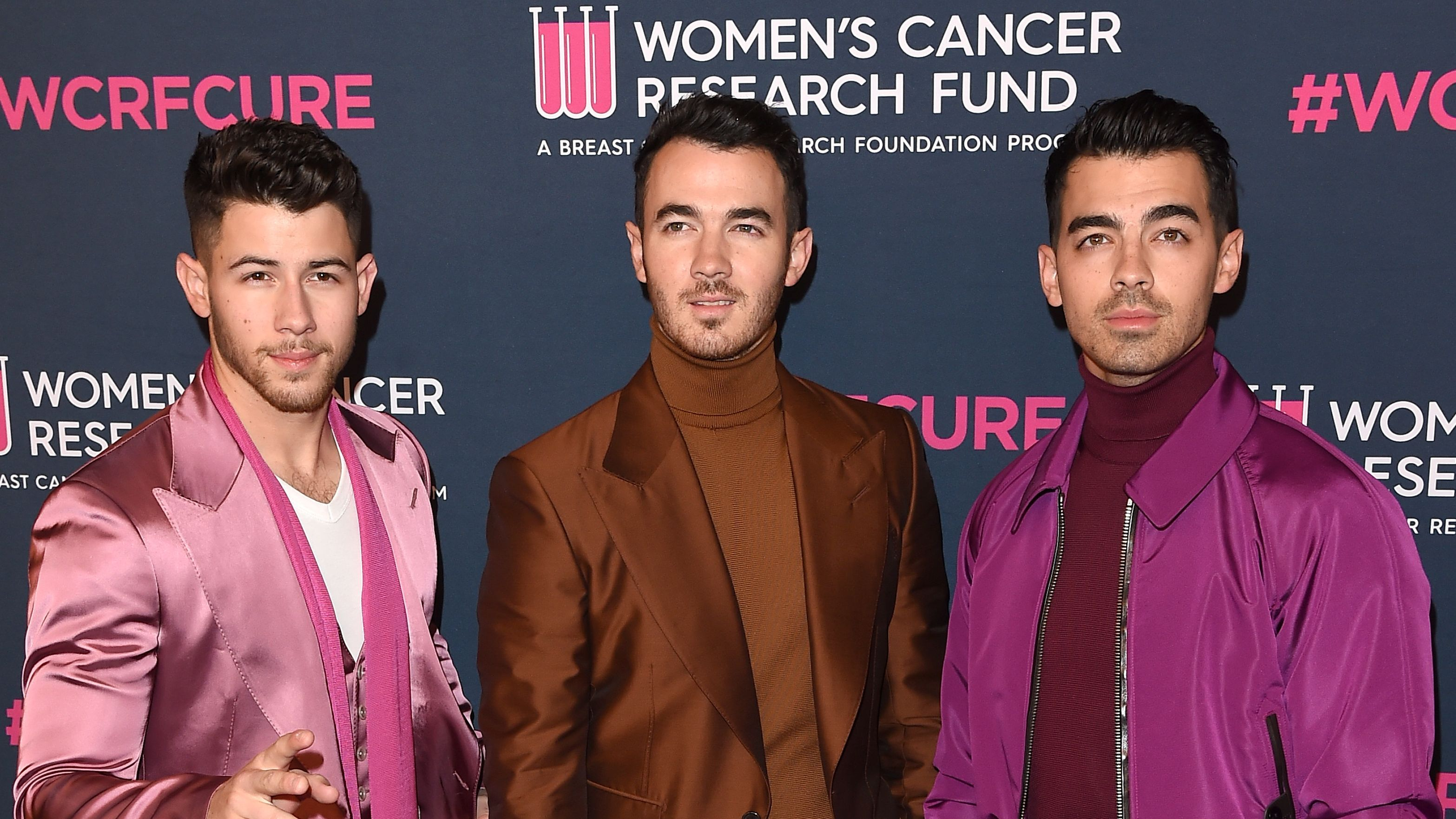 Jonas Brothers Are Wistful And Ready For Snow On 'I Need You Christmas'