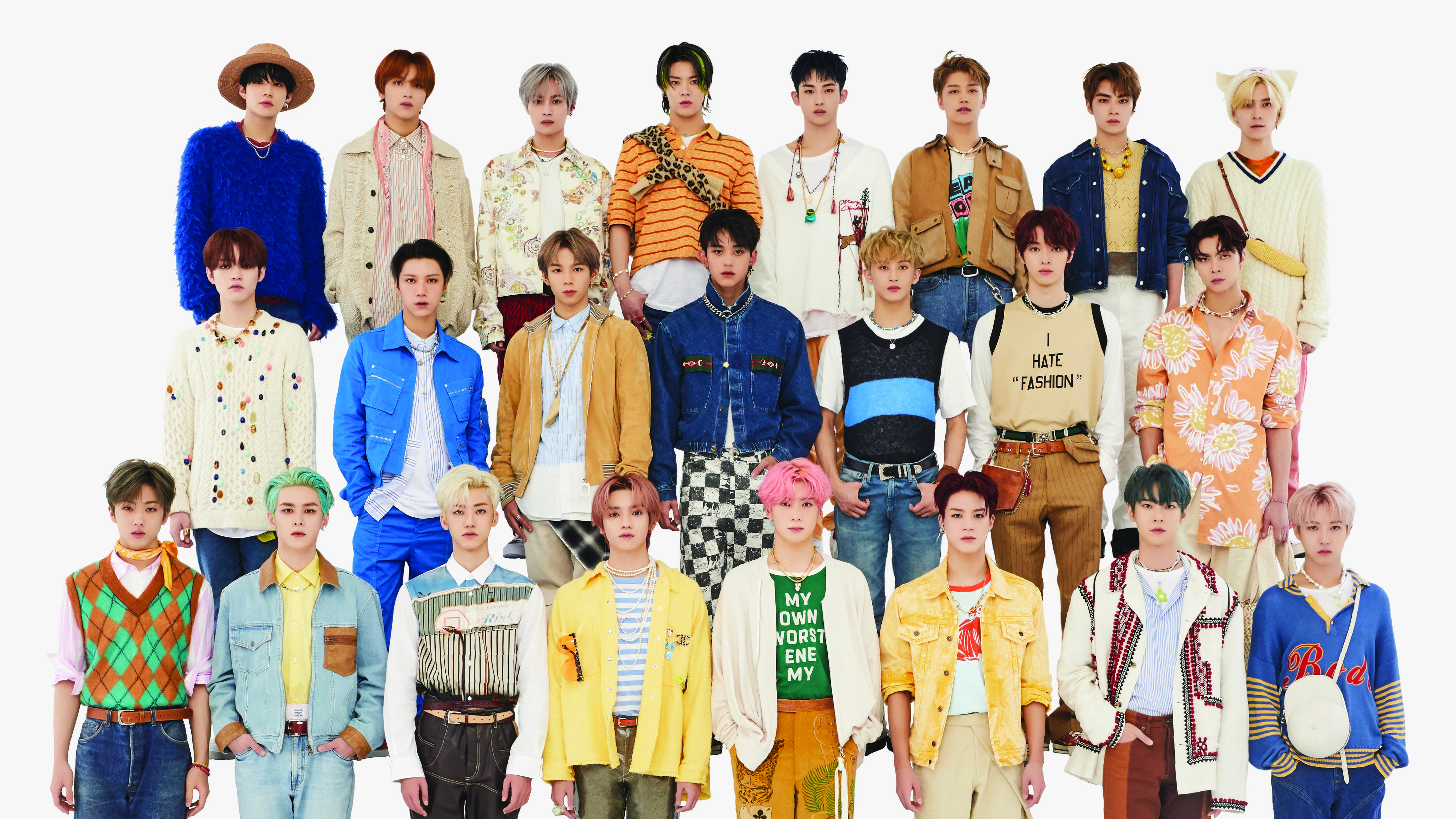 NCT reveals setlist for SMTOWN Culture Humanity