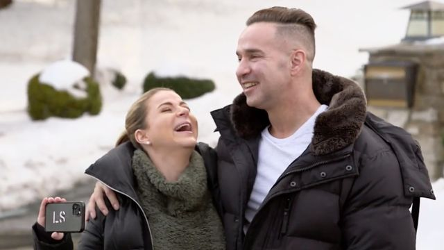 'It Just Can't Get Better': Mike Is Celebrating 5 Years Of Sobriety On Jersey Shore.jpg