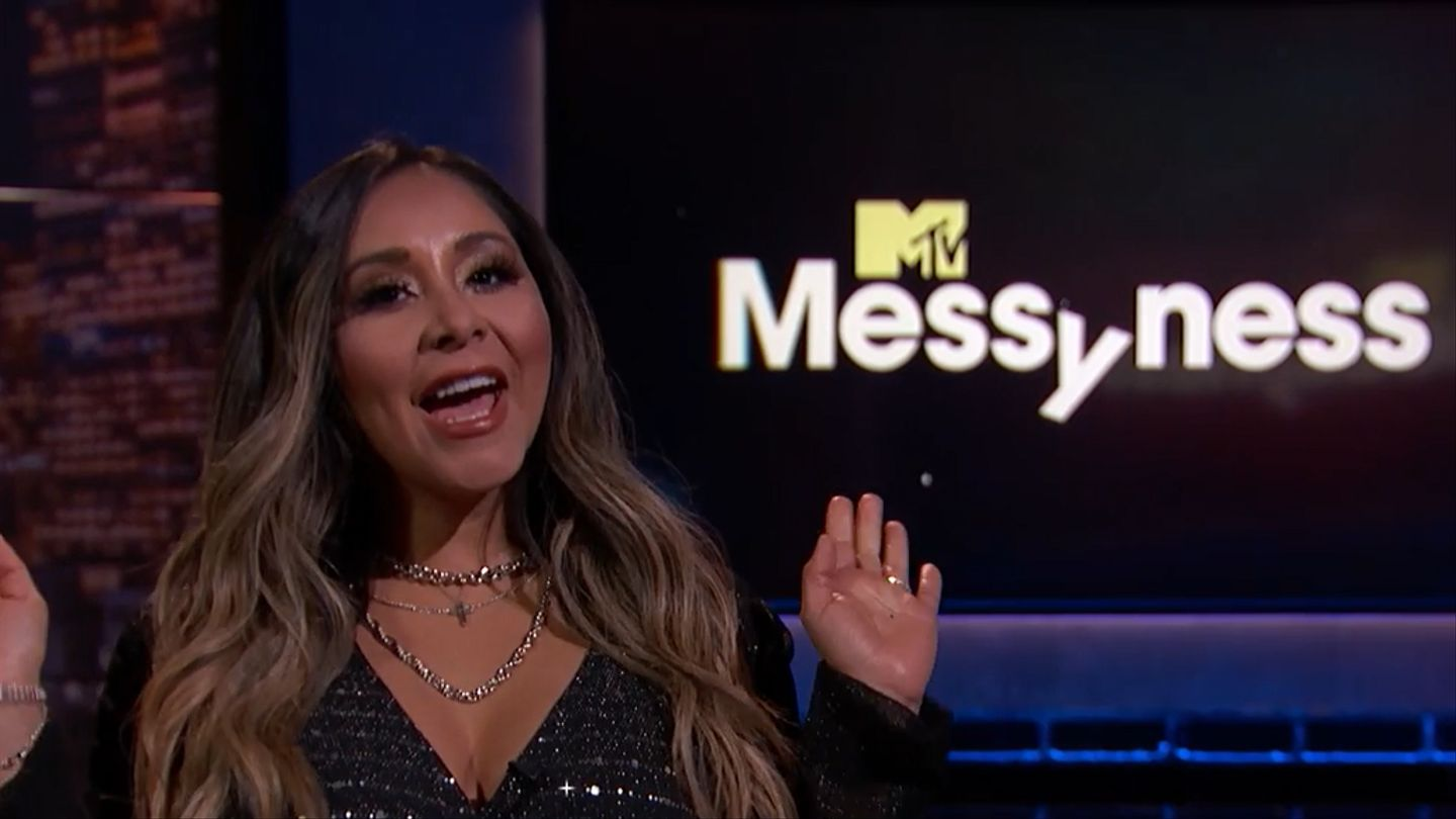 First Look: MTV Is About To Celebrate Messyness thumbnail