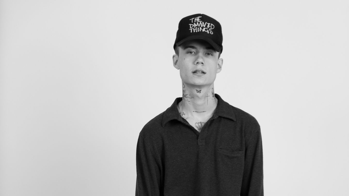 Jxdn Went From TikTok To Punk Rock, With A Little Help From Travis Barker thumbnail