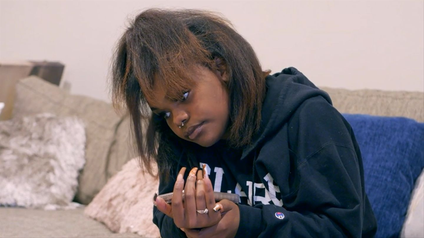 Young And Pregnant Sneak Peek: Kiaya Gets An Update About X'Zayveon's Prison Release thumbnail