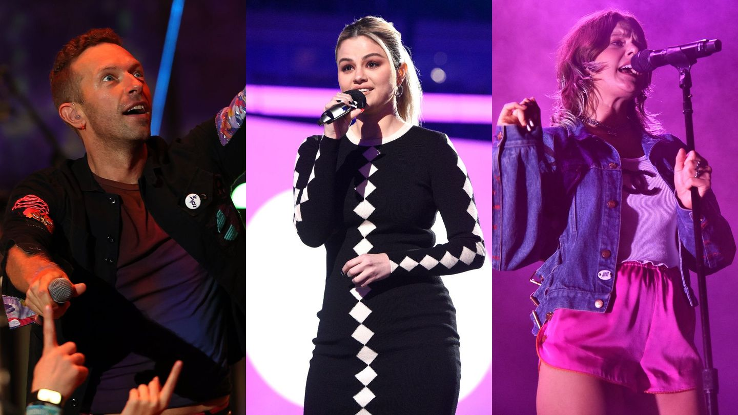 Bop Shop: Songs From Coldplay And Selena Gomez, Duran Duran And Tove Lo, And More