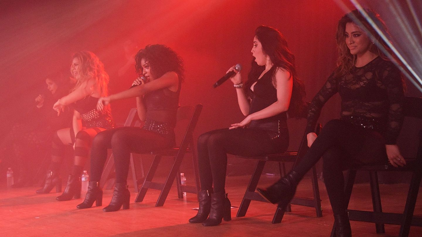 Watch Fifth Harmony Perform 'Them Girls Be Like' Live -- Just For You