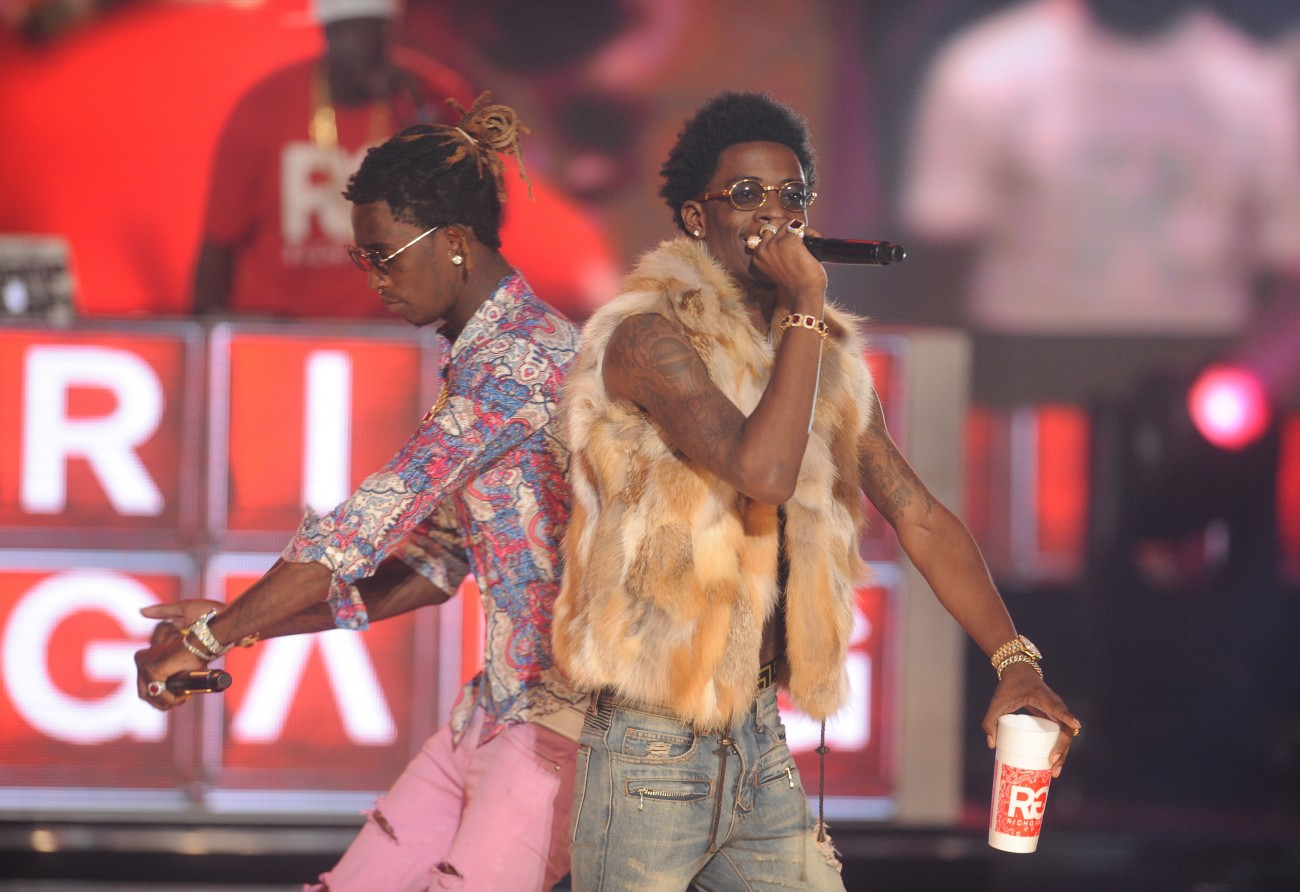Rich Homie Quan Addresses The Gay Rumors About Him And Young
