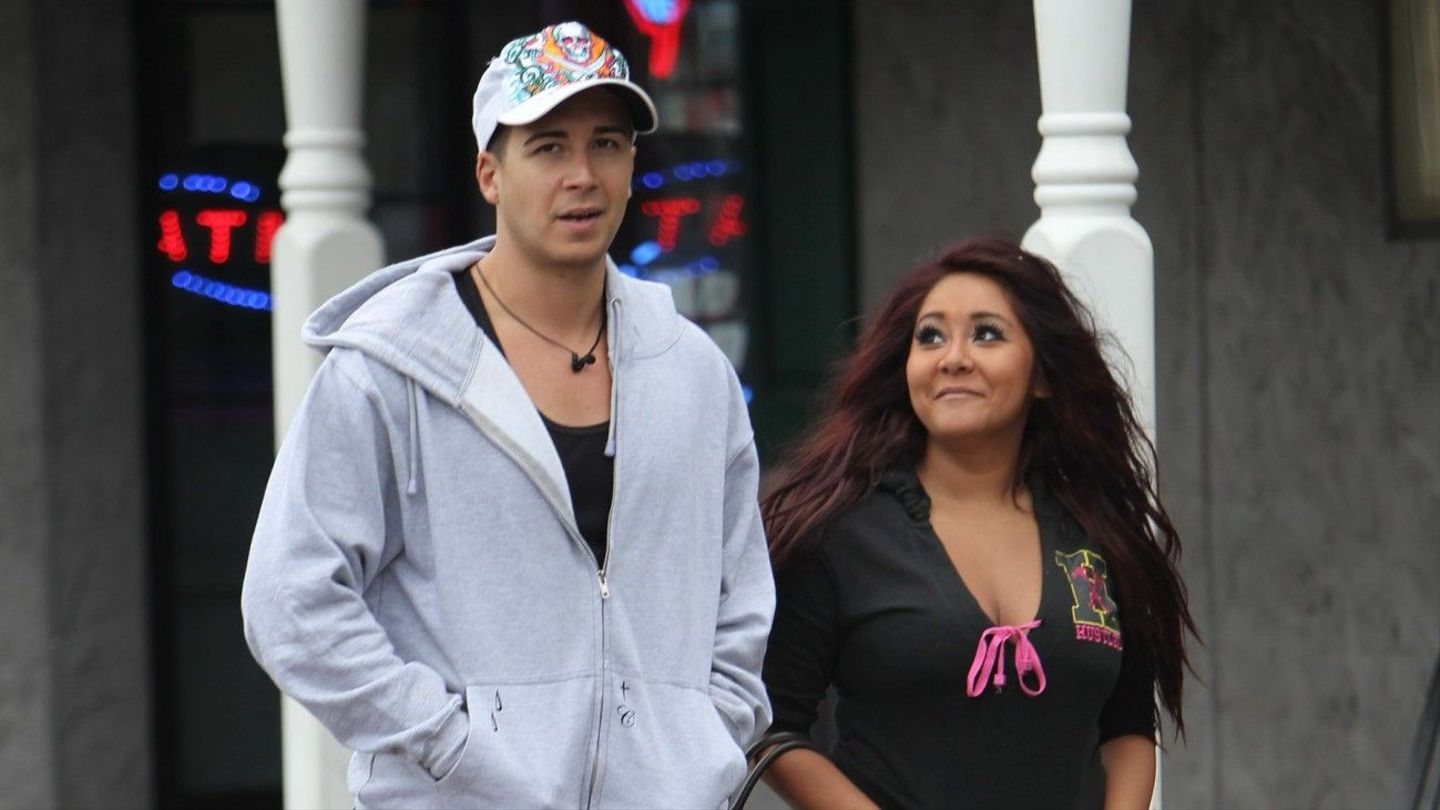 When do snooki and vinny hook up