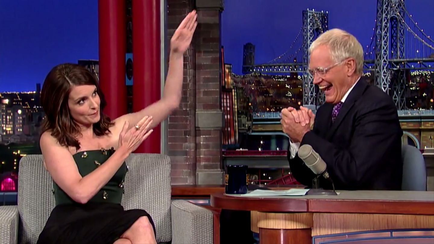 Tina Fey On Mean Girls On Broadway And Time's Up