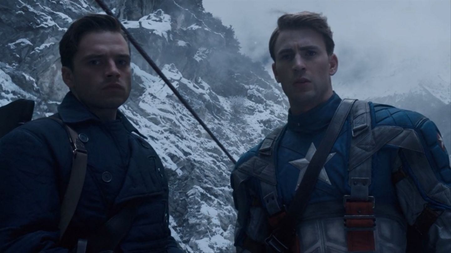 Fans Want Marvel To Give Captain America A Boyfriend - MTV