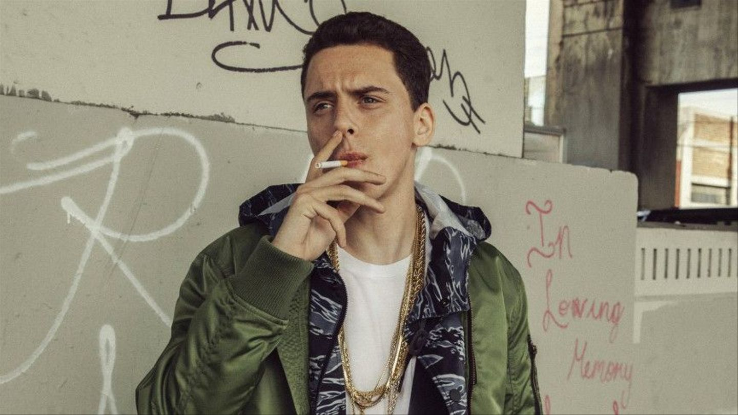 Logic Confesses His Mom Called Him N R Tried To Strangle Him As A Child Mtv