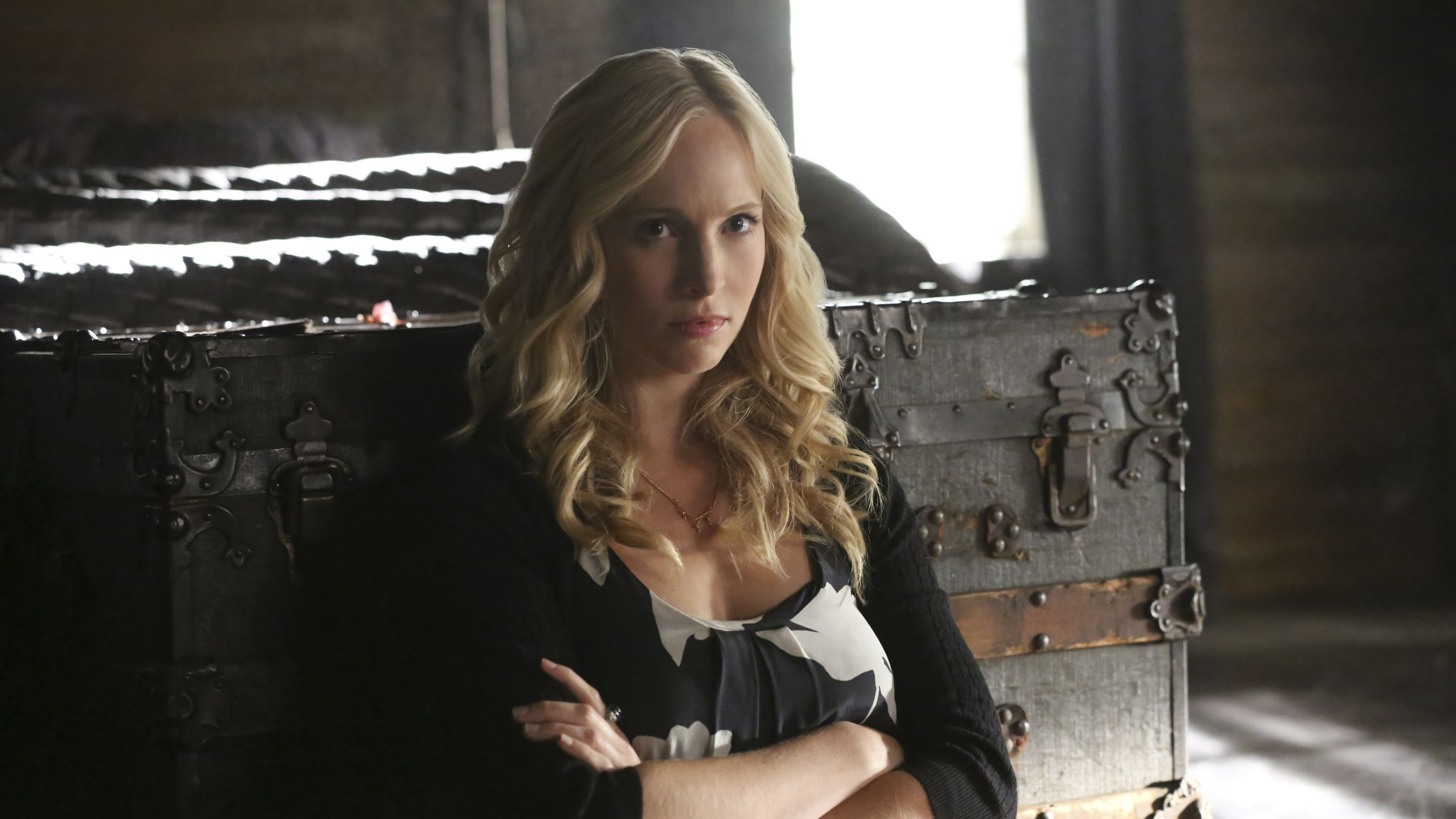 Caroline Forbes from The Vampire Diaries had tremendous character growth and ended up being the real heartthrob of the show.