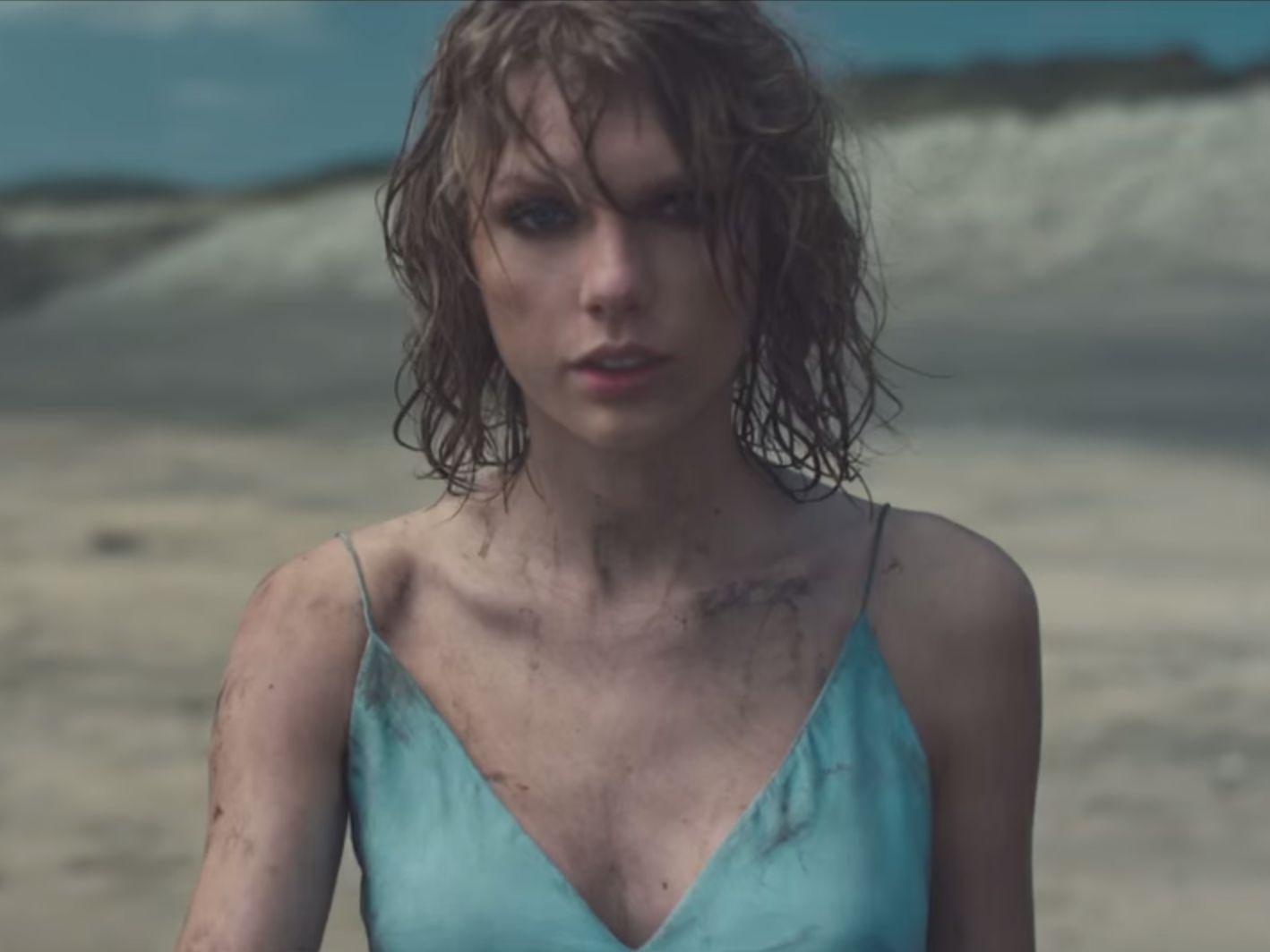 Taylor Swift Suffered For Her Art While Filming Out Of The Woods Mtv