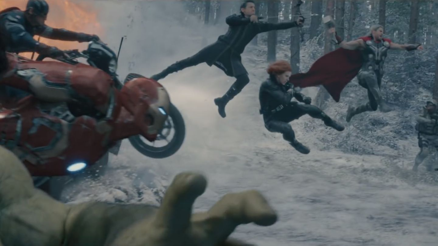 41 Burning 'Avengers: Age Of Ultron' Questions -- Answered - MTV
