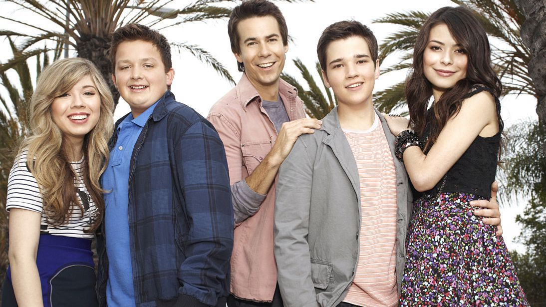 Join People tied on icarly