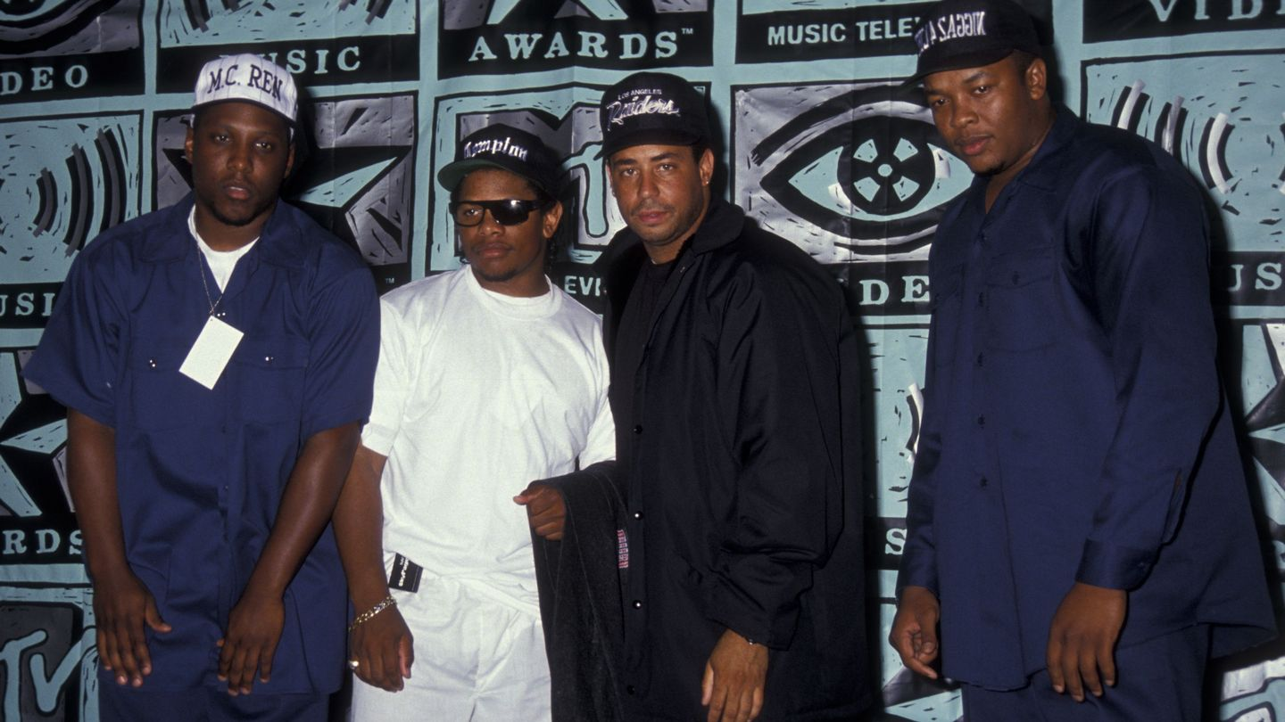 How Influential Is N.W.A.? Just Ask Eminem, Snoop Dogg And 50 Cent