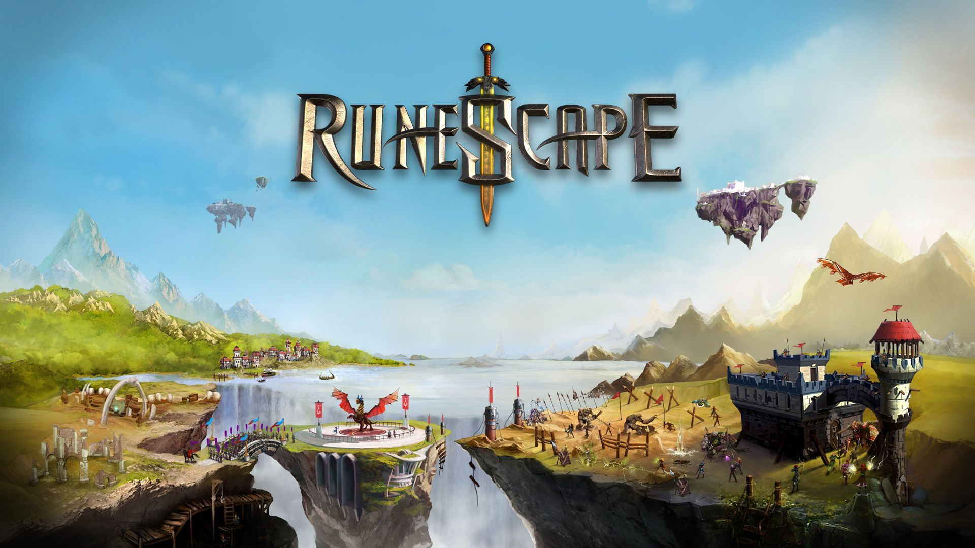 13 Things Only People Who Are Very Bad At Runescape Will