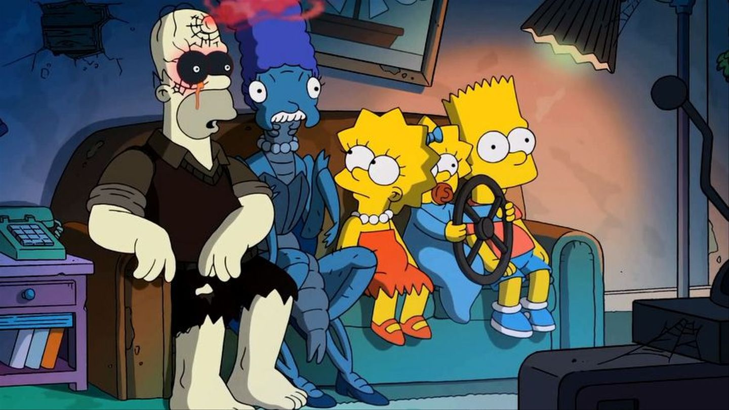 Fine Simpsons Halloween Open All The Easter Eggs We Found In Unemploymentrelief Wooden Chair Designs For Living Room Unemploymentrelieforg