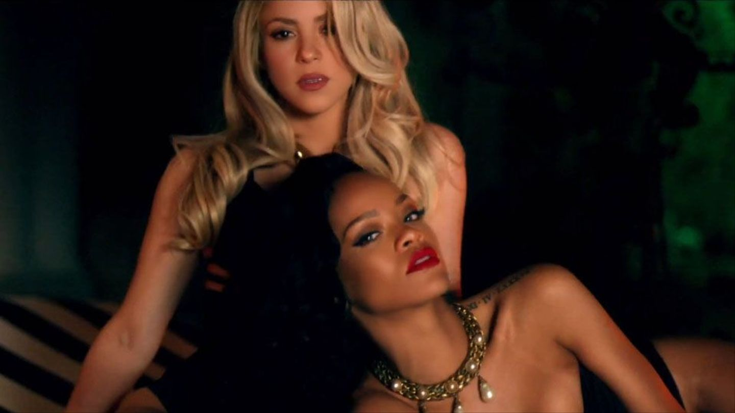 Shakira Cant Remember to Forget You ft Rihanna PARODY