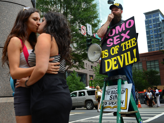 Quakers beliefs homosexuality