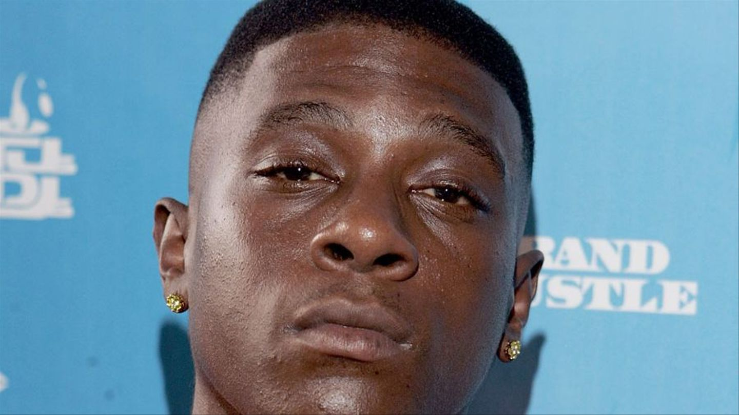 Lil Boosie So Excited To Be Home From Prison He Wrote A Song