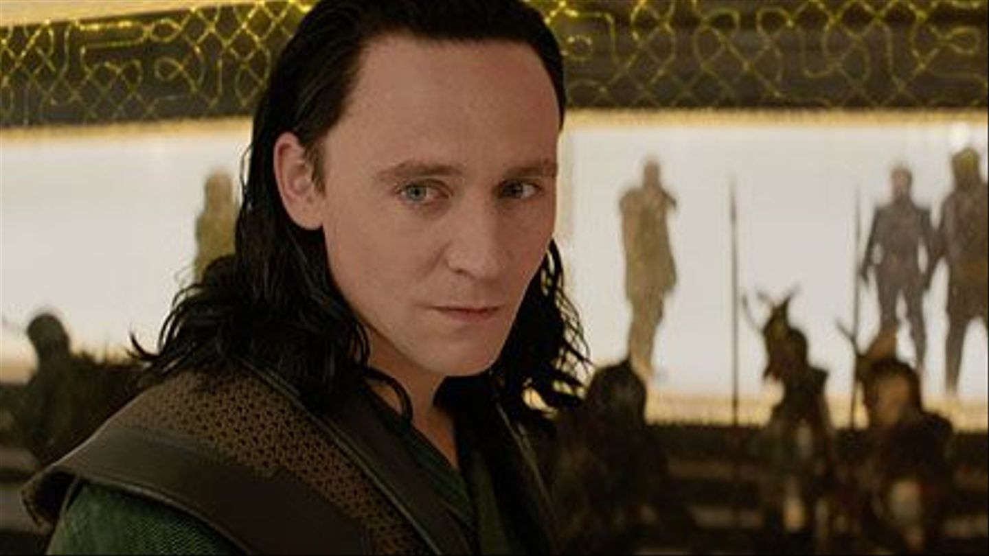 Thor: The Dark World': Tom Hiddleston Unpacks Loki's 'Suitcase Of ...