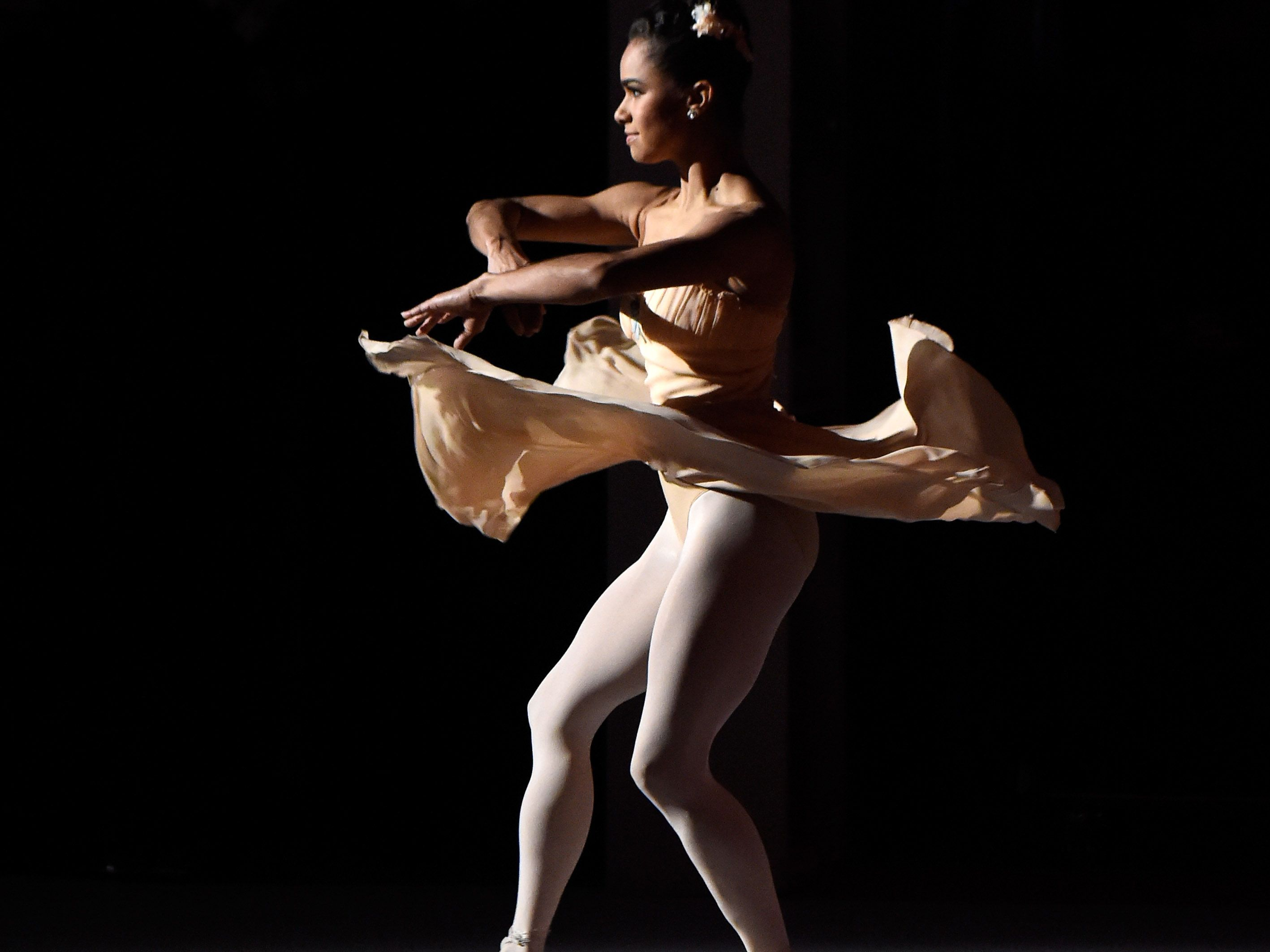 For These Black Ballet Dancers, Breaking Down Bias Is Part
