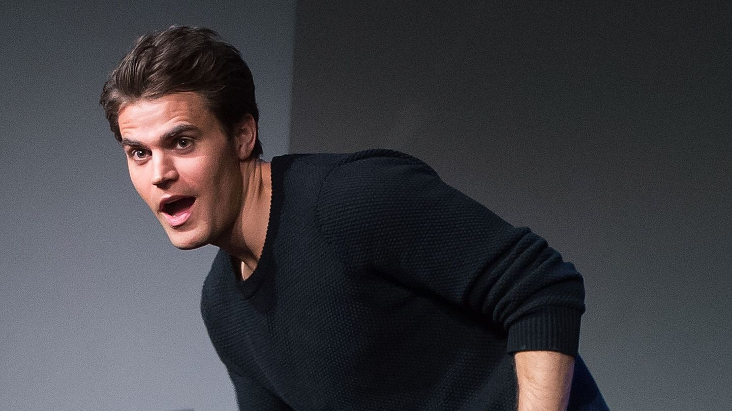 13 Sexy Paul Wesley Photos That Will Make Your Life More Meaningful