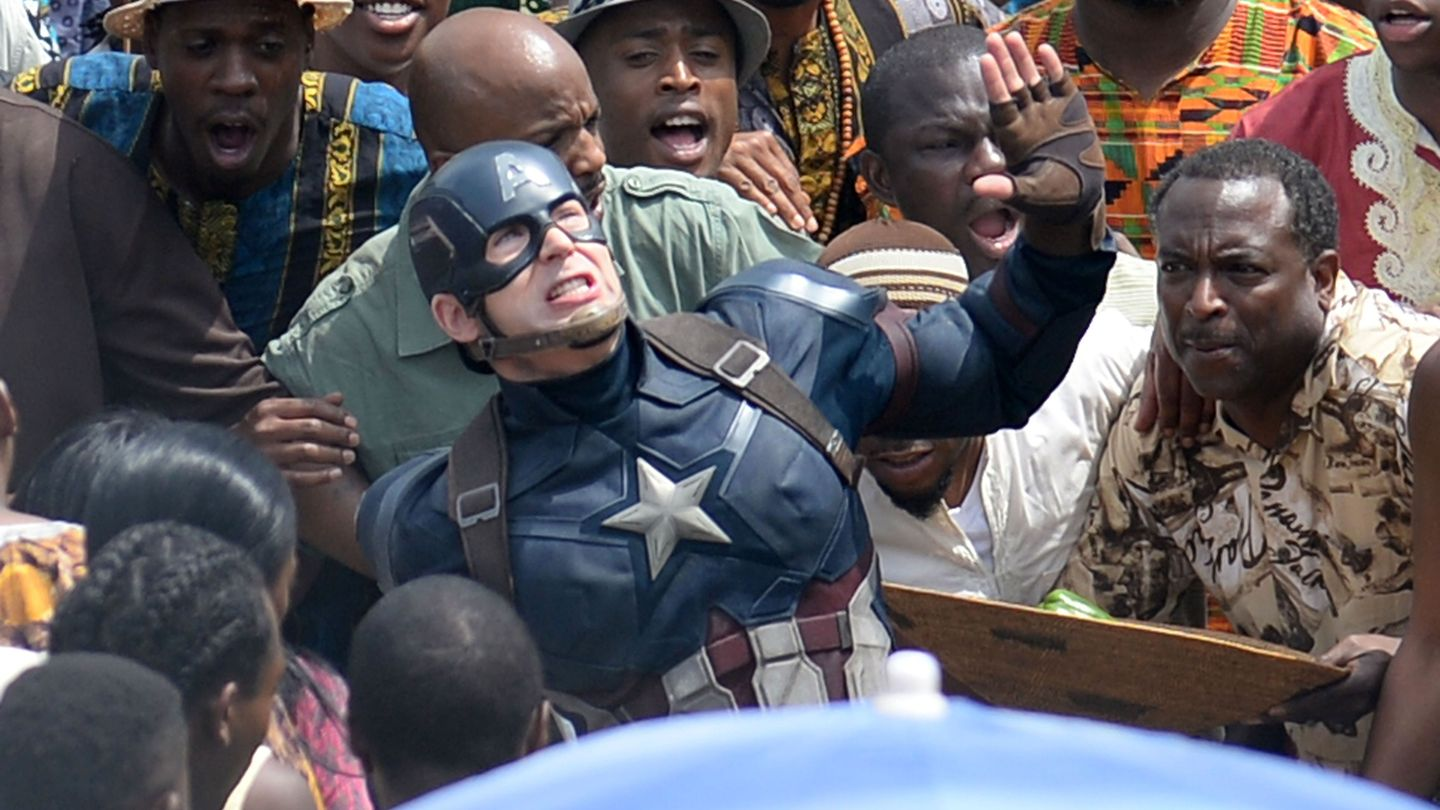 Is Captain America Overpowered In 'Civil War'? Chris Evans Weighs In