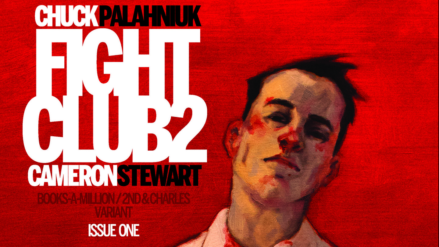 'Fight Club 2' Breaks The First Rule With Our In-Depth Chuck Palahniuk Interview