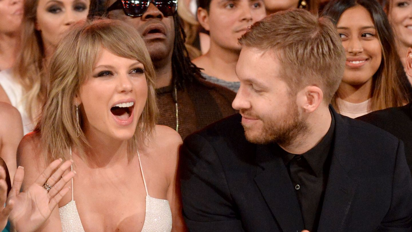14 Times Taylor And Calvin Were All Like 'So We're A Couple Now'