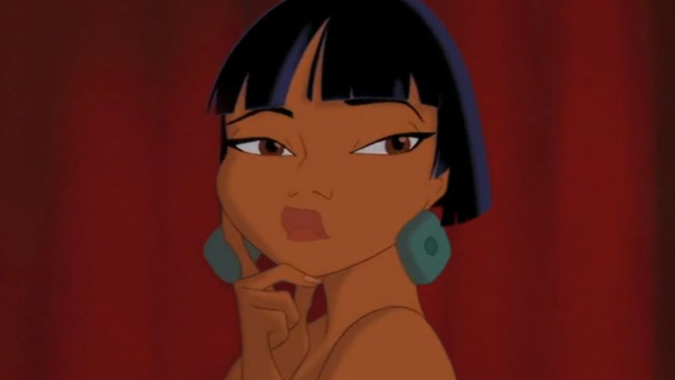 Disney Princesses Sit Down Here Are Badass Non Disney Characters With Short Hair Mtv