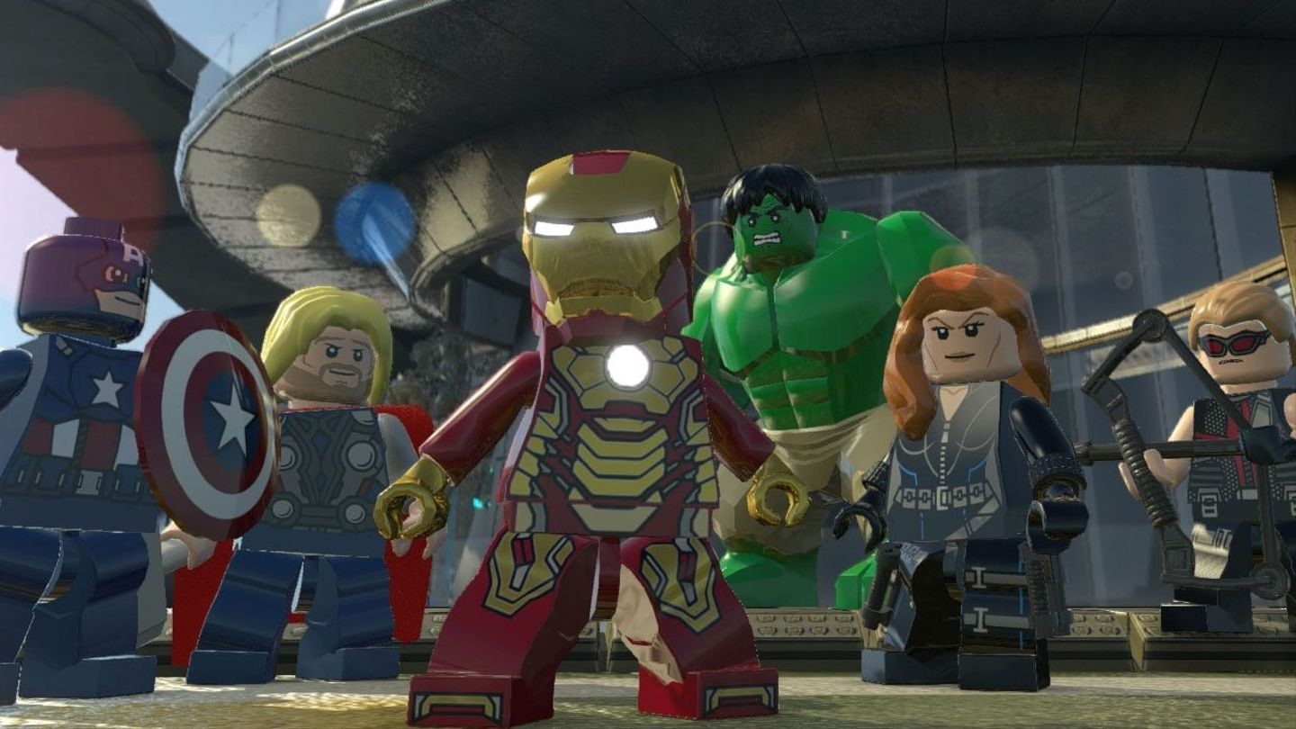 7 Secrets We Learned About The 'LEGO Marvel's Avengers ...