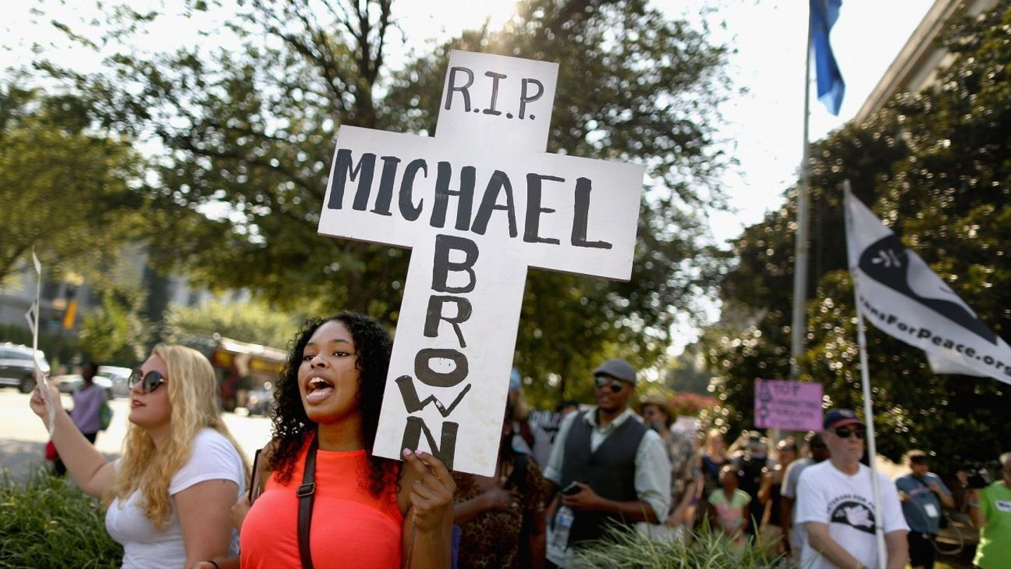 Ferguson Grand Jury Will Not Indict Officer Darren Wilson In Michael Brown Shooting