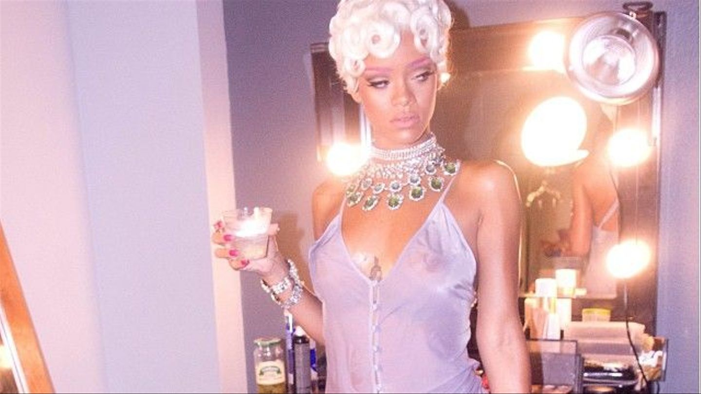 Happy Birthday, Rihanna! 26 Times the Singer Was Naked (or