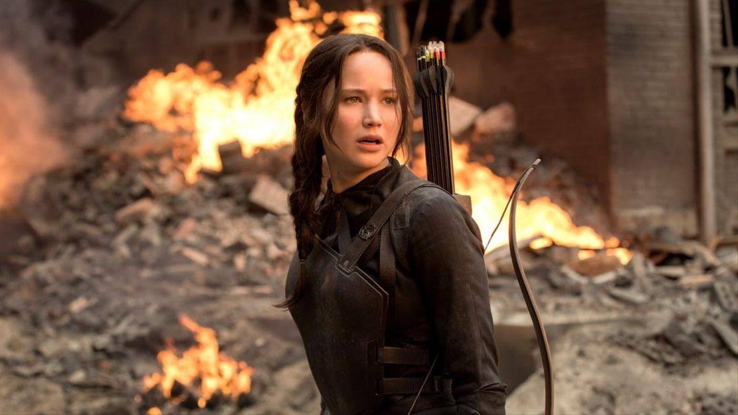 Jennifer Lawrence And The Hunger Games Cast Reveal What You Can