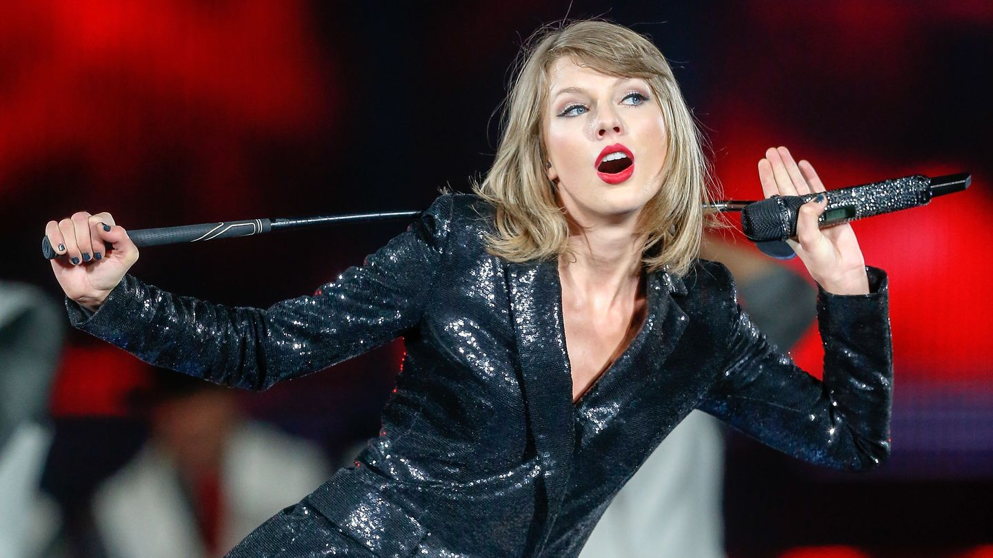 Taylor Swift Now Has An Emmy