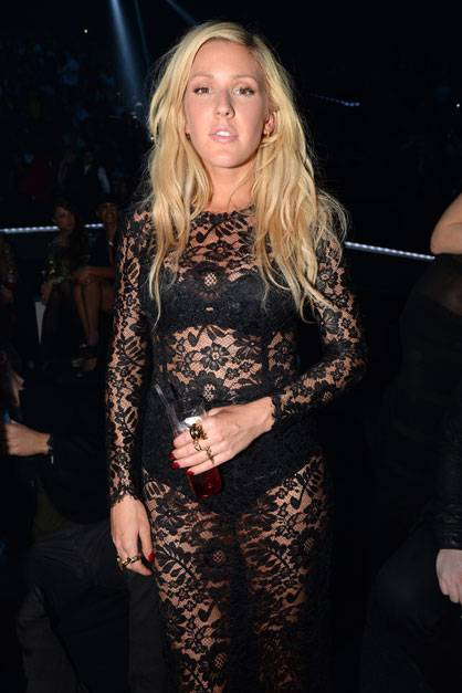 Ellie Goulding - EMA 2013
