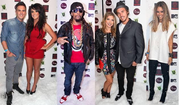 MTV Snow Jam 2011.