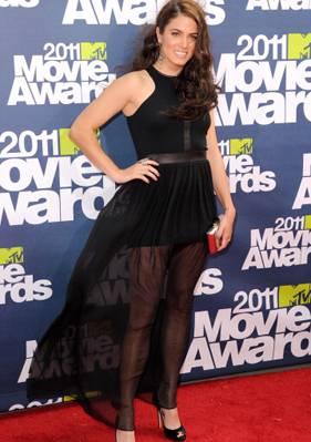 'Twilight' star Nikki Reed.