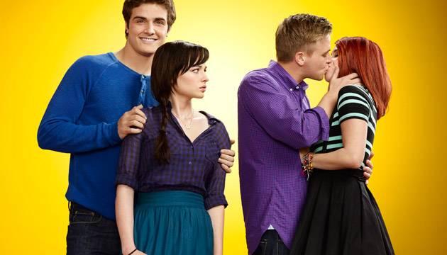 Matty, Jenna, Jake, Tamara.